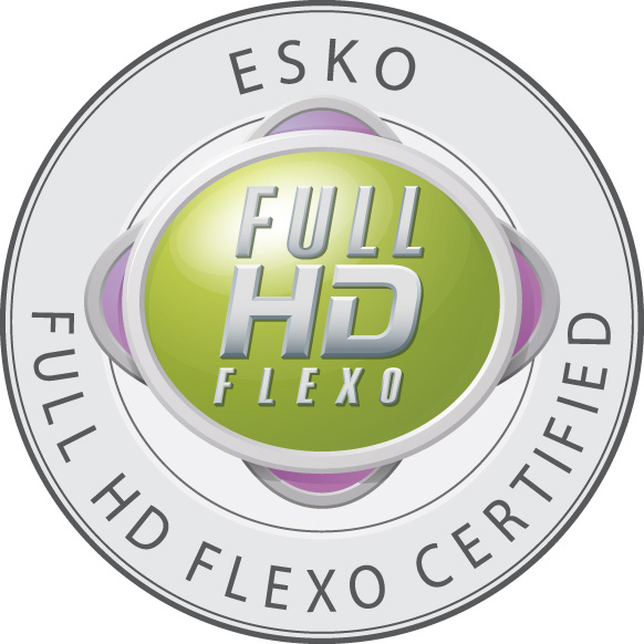 Full hd flexo certified